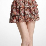 Meters bonwe 美特斯邦威 758389 女士半身裙¥9.80 0.6折 比上一次爆料降低 ¥0.1