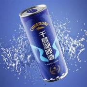 CHEERDAY千岛湖啤酒 真味啤酒 500ml*12罐26.21元(双重优惠)