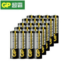 GP 超霸 碳性干电池 20粒