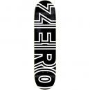Zero BOLD CLASSIC BLACK D594 滑板