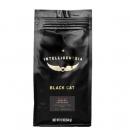 intelligentsi黑猫模拟意式浓缩咖啡豆340g 重度烘焙