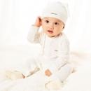 Edenswear 伊登诗 锌健康宠爱弥月套装 兔装+围兜+帽子+手套+袜子 粉红 70cm