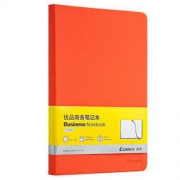 Comix 齐心 C5902 A5线装笔记本 橙色 单本装