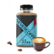 Never Coffee 零香精防腐剂植脂末 冷萃咖啡 300ml*6瓶 星巴克口感60元包邮6月产