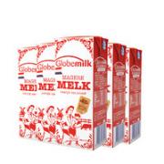 Globemilk 荷高 脱脂纯牛奶 200ml*24盒¥44.30 4.4折 比上一次爆料降低 ¥1.68