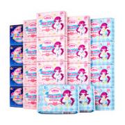 SPACE7 七度空间 少女系列 超薄纯棉卫生巾(86片+20片)