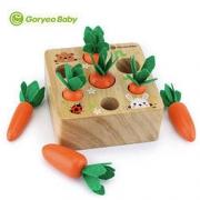 Goryeo baby 高丽宝贝 儿童益智玩具 拔萝卜