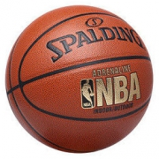 SPALDING 斯伯丁 PU篮球 76-095Y 橘色 7号/标准
