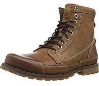 新低!US7.5码,Timberland 添柏岚 男士 Earthkeepers 系带靴