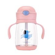 FUGUANG 富光 塑料杯带吸管 480ml 双用手柄+背带¥18.80 6.5折