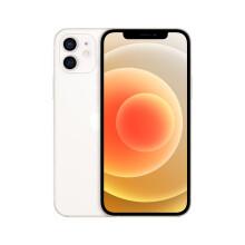 Apple 苹果 iPhone 12 (A2404) 128GB 白色 支持移动联通电信5G 双卡双待手机