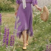 INMAN 茵曼 18921101033HM786 女士半身裙
