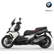 BMW 宝马 C400X 摩托车 雪山白68900元
