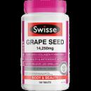 Swisse 美白淡斑 原花青素葡萄籽片 180片/瓶117元包邮