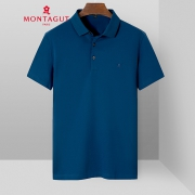 MONTAGUT 梦特娇 1KT221230E 男士Polo衫99元包邮(需用券)