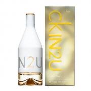 Calvin Klein/凯文克莱  女士香水  淡香水EDT    喜欢你     100ml×1瓶   木质花果香调
