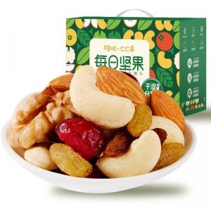 Be&Cheery 百草味 每日坚果 750g/32袋