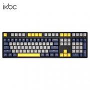 iKBC 机能系列 Z200 Pro 2.4GB无线机械键盘 108键295元包邮(需定金50元,8日0点付尾款)