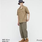 UNIQLO 优衣库 设计师合作款 437891 男士衬衫