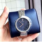 国内售价¥2490!Swarovski 施华洛世奇 女士圆盘手表 5517790