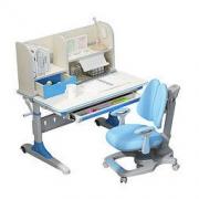 HbadaStudy time 黑白调学习时光 多功能儿童学习桌椅 启智mini款 新月椅2.0