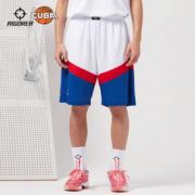 RIGORER 准者 男女撞色五分篮球裤运动短裤 24款可选