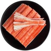 PLUS会员:xianbaike 鲜佰客 手撕蟹肉蟹味棒 500g*5件48元包邮(单价9.6元/件)