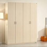 QuanU 全友 106302-4MYG 四门木质衣柜