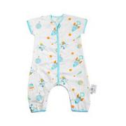 Disney 迪士尼 婴儿纯棉纱布睡袋