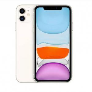 Apple iPhone 11  移动联通电信4G手机 双卡双待  128GB  白色