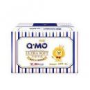 PLUS会员、有券的上:Q·MO 奇莫 皇家至柔系列 纸尿裤 XL80片86.7元 (需买2件,共191.3元包邮,需用券)