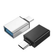 SANTIAOBA 叁條捌 Type-C转USB 转接头5.5元包邮(需用券)