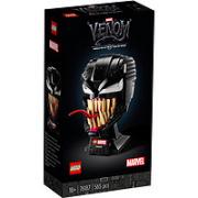 LEGO 乐高 Marvel 漫威超级英雄系列 76187 毒液头盔