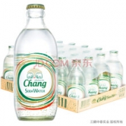 PLUS会员:Chang 象牌 无糖气泡苏打水 325ml*24瓶68元包邮(需用券)