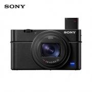 SONY 索尼 DSC-RX100M7 黑卡数码相机(24-200mm焦段 实时眼部对焦 4K HDR视频 RX100 VII/黑卡7)