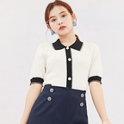 Roem RCKWB6602B 女士针织T恤¥179.00 3.0折