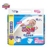GOO.N 大王 维E系列 婴儿纸尿裤 NB 102片