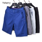 VSTARRY 100%长绒棉 男宽松透气五分裤29元包邮