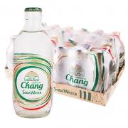 88VIP:Chang 象牌 气泡苏打水 325ml*24瓶*2件