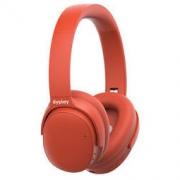 dyplay 城市旅行者2.0 耳罩式头戴式无线蓝牙耳机 红色