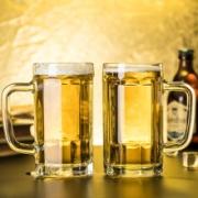PLUS会员:橡暮 耐热玻璃杯400ml 2只装9.9元包邮(多重优惠)
