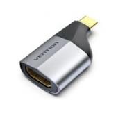 VENTION 威迅 Type-C转HDMI转换器  合金款 支持4K60hz¥24.00 4.1折 比上一次爆料降低 ¥5