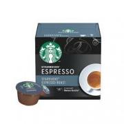 PLUS会员:Dolce Gusto 星巴克(Starbucks) 胶囊咖啡 意式浓缩黑咖啡 66g*3件