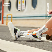 LI-NING 李宁 AGCR291 CF重组 男款板鞋
