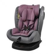 PLUS会员:WELLDON 惠尔顿 儿童安全座椅汽车 安琪拉 公主粉 0-12岁