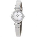 Tissot 天梭 Femini-T 系列 银白色女士气质腕表$99.00(折¥673.20) 3.4折 比上一次爆料降低 $10.99