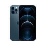 Apple iPhone 12 Pro Max  支持移动联通电信5G 双卡双待手机 256GB 海蓝色9599元包邮(需用券)