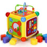 GOODWAY 谷雨 儿童玩具智立方六面体¥59.00 5.4折 比上一次爆料降低 ¥1