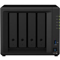 Synology 群晖 DS918+ 四盘位NAS网络存储服务器