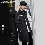 JACK&JONES 杰克琼斯 220121580 男士时髦风衣
